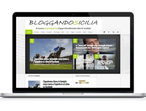 Blog BLOGGANDOSICILIA