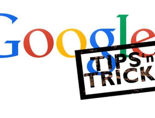 Trucchi e codici utili da usare su Google