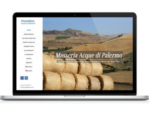 Agriturismo e azienda agricola Masseria Acque di Palermo