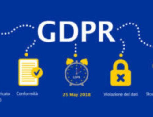 Adeguamento al GDPR per il WEB: i nostri consigli utili!