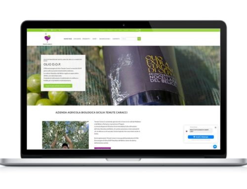 E-commerce Azienda Agricola Tenute Caracci