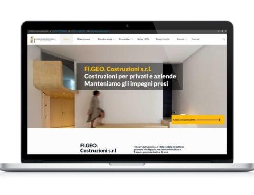 Sito web impresa edile FIGEO Costruzioni Srl